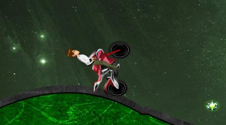 Screenshot - Ben 10 Moto Ride