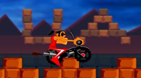 Screenshot - Creepy Rider
