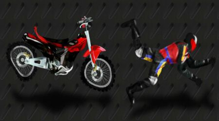 Screenshot - Desert Bike