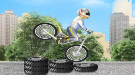 Screenshot - Freestyle Moto Racer