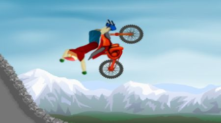 Screenshot - Manic Rider
