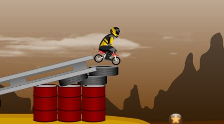 Screenshot - Mini Dirt Bike