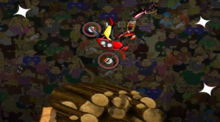 Screenshot - Motocross FMX