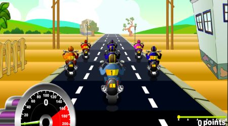 Screenshot - Race Choppers
