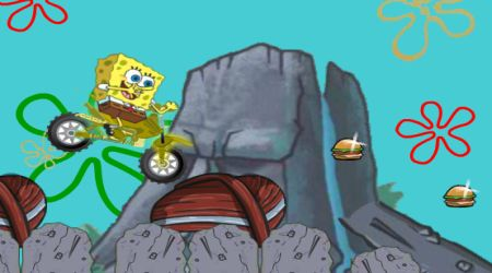 Screenshot - Spongebob X-treme Bike