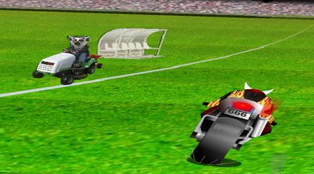 Screenshot - Turbo Football Heavy Metal Spirit